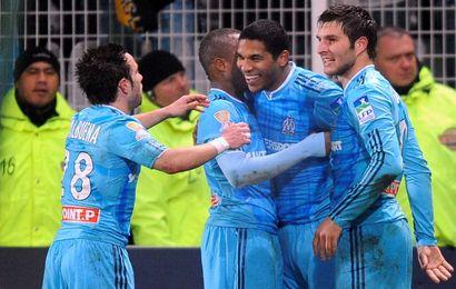 Gignac brandao duo gagnant coupe de la ligue football - Gagnant coupe de la ligue ...