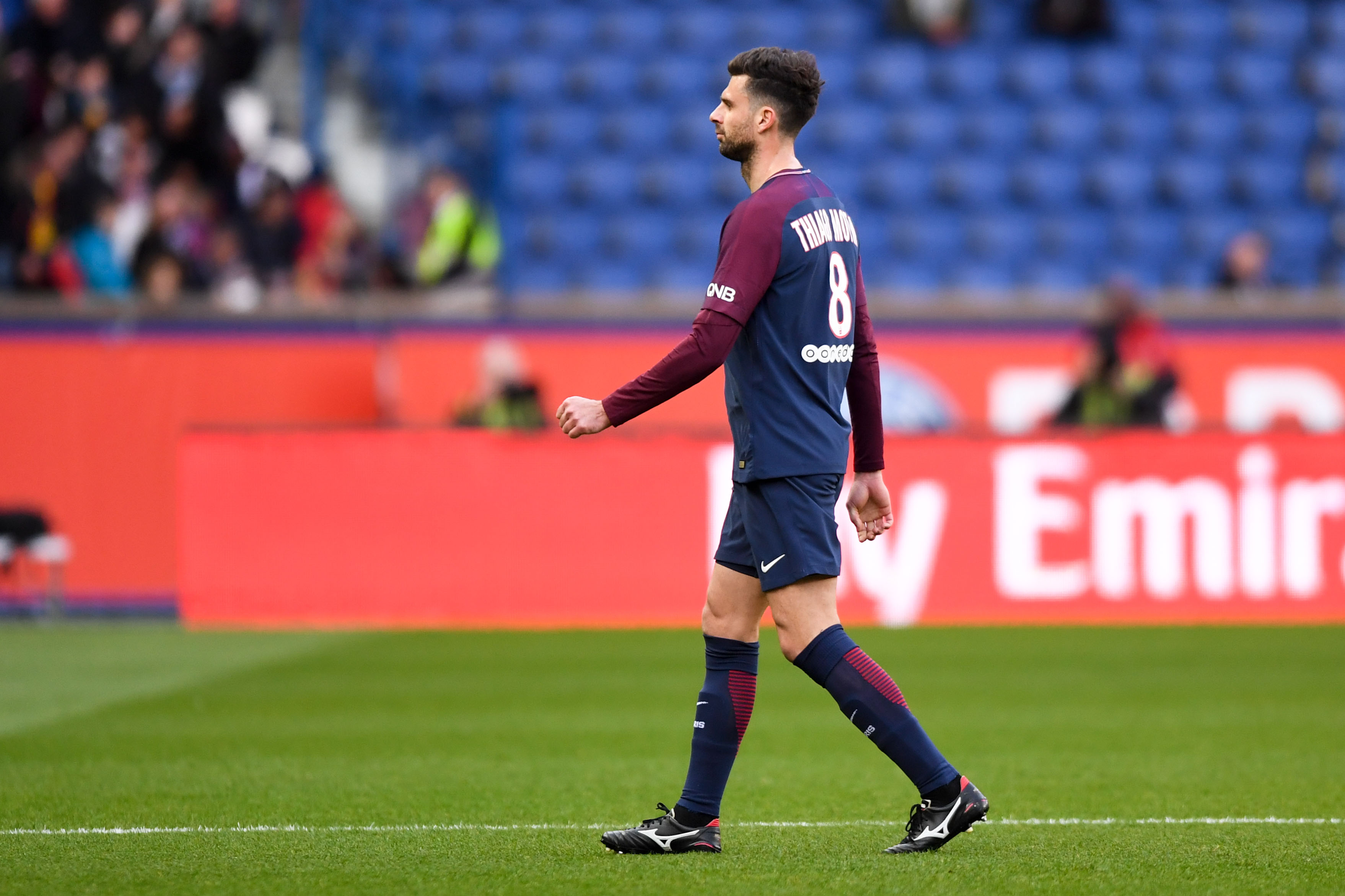 Pas de finale de la coupe de la ligue pour thiago motta suspendu 3 matches coupe de la ligue - Match de la coupe de la ligue ...