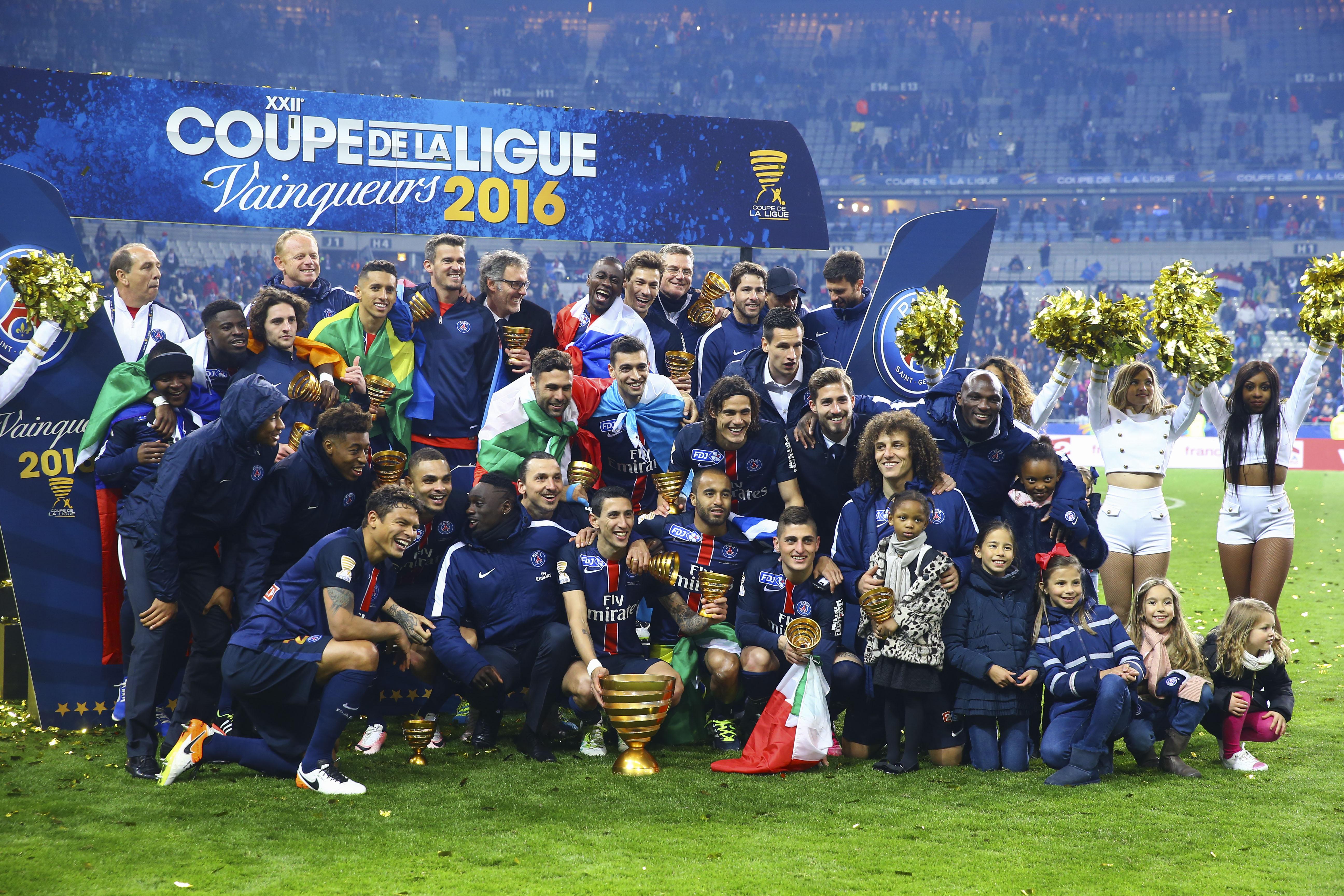 Pastore sidib rabiot les tops et les flops de la finale coupe de la ligue football - Coupe de la ligue finale 2015 ...