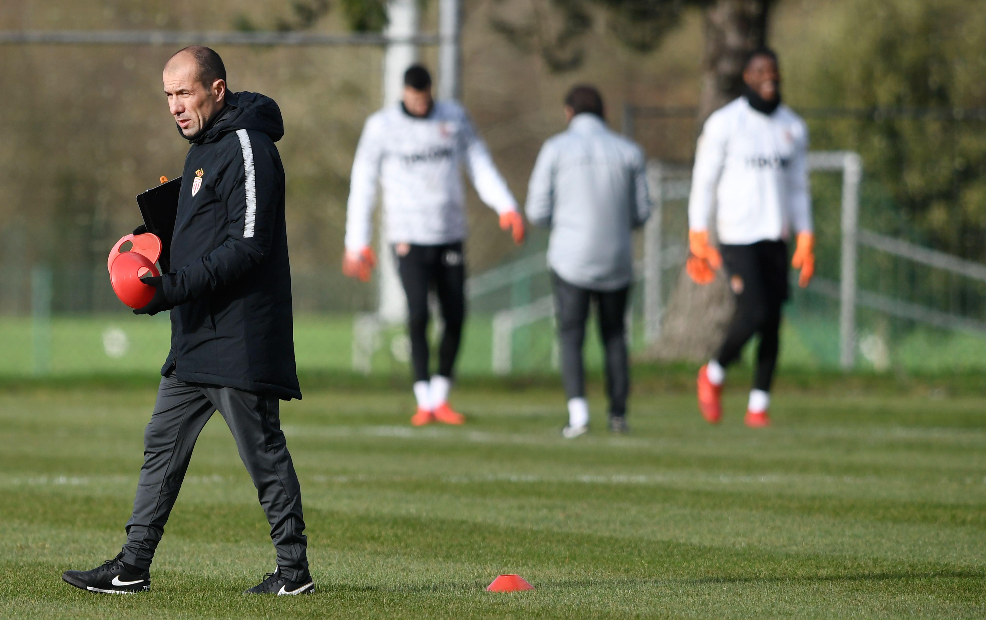Football - Coupe de la Ligue - Première mission pour Jardim : emmener Monaco en finale de la Coupe de la Ligue
