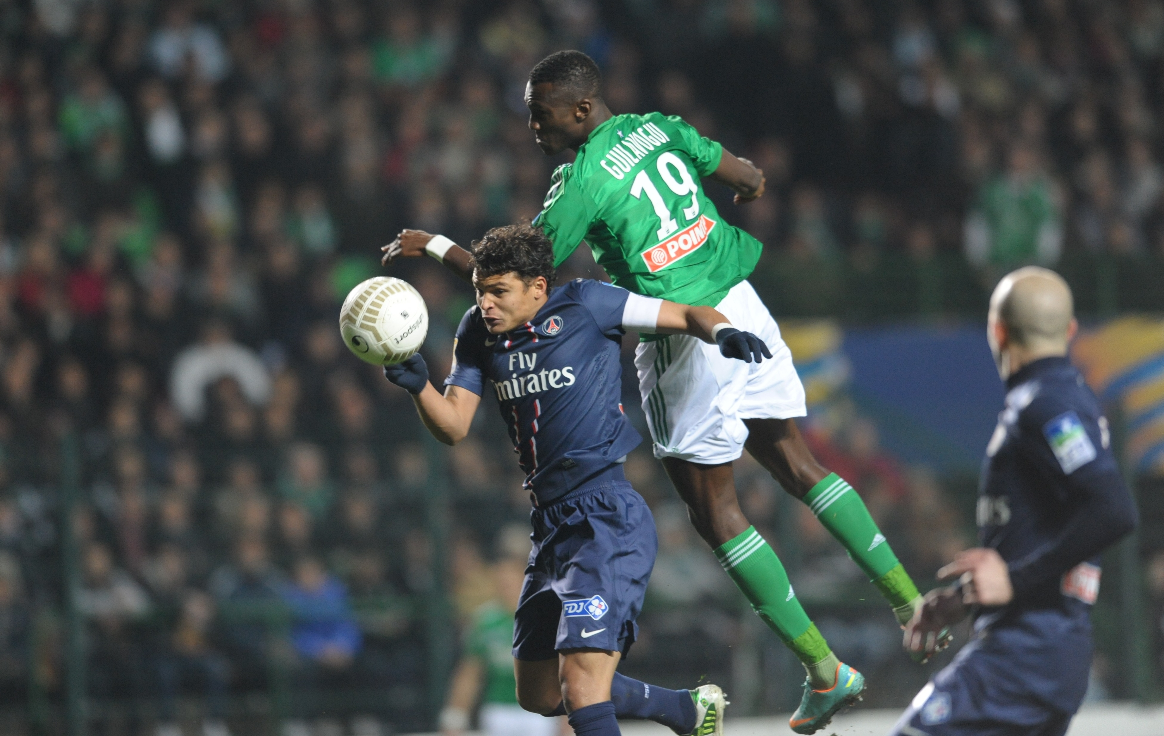 Saint etienne au bout du suspense coupe de la ligue - Saint etienne paris coupe de la ligue ...