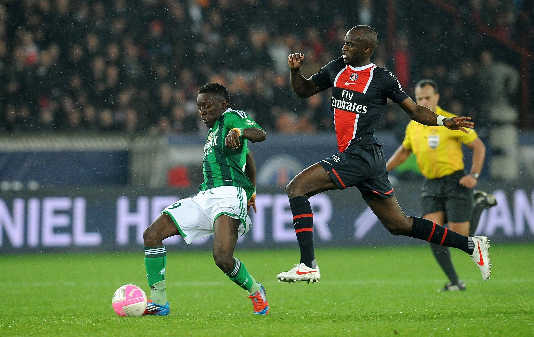 Saint etienne psg en quarts coupe de la ligue football - Resultat psg st etienne coupe de la ligue ...