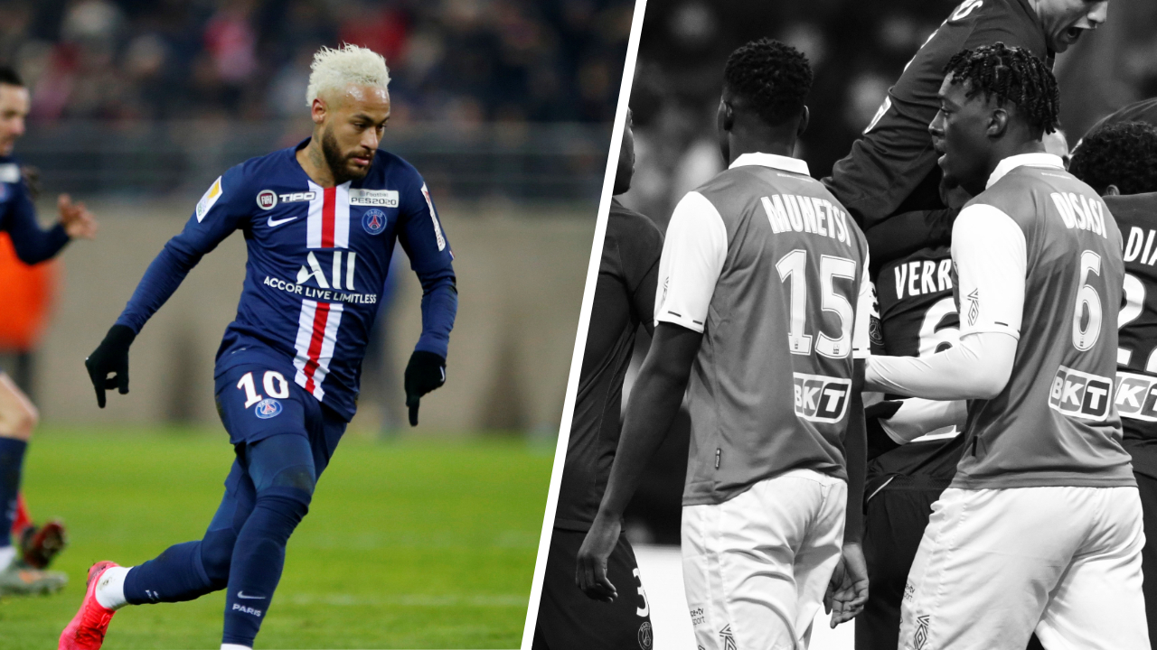 Football - Coupe de la Ligue - Tops/Flops Reims-PSG : Neymar omniprésent, Reims décevant