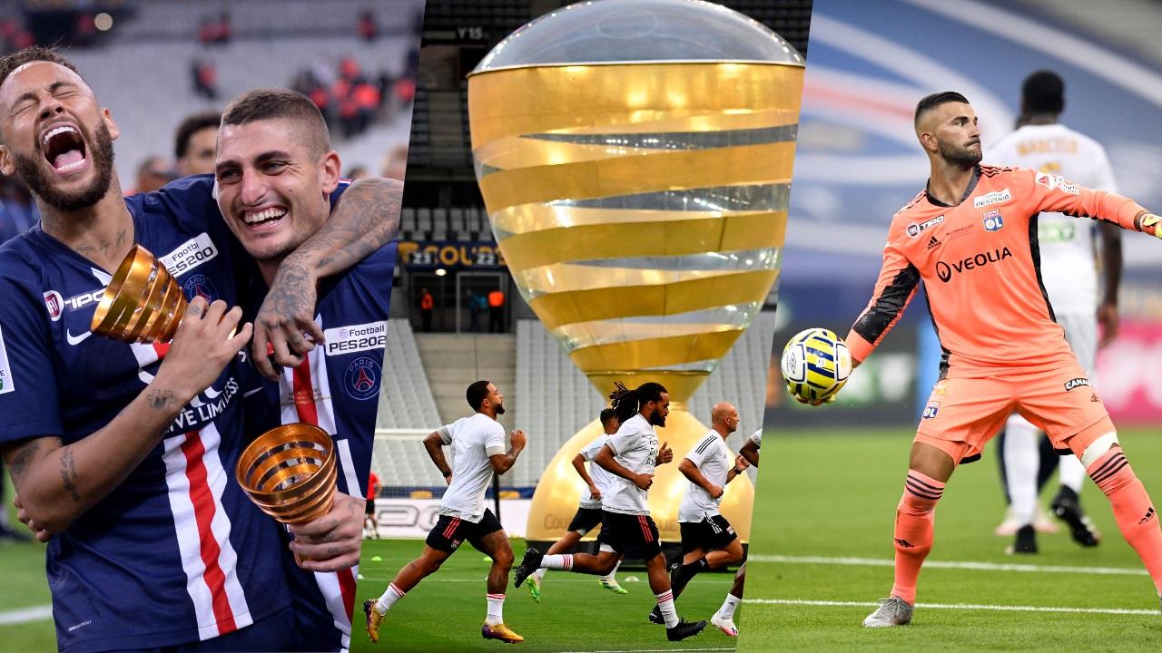 Football - Coupe de la Ligue - Verratti brillant, triste spectacle, les gardiens au top... Cinq choses à retenir après PSG-OL
