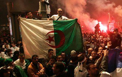 Championnat algérien football pari sportif