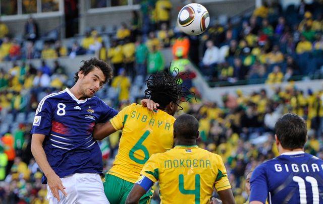 Le cauchemar de gourcuff au coeur des bleus coupe du monde 2010 coupe du monde football - Resultat coupe du monde 2010 ...