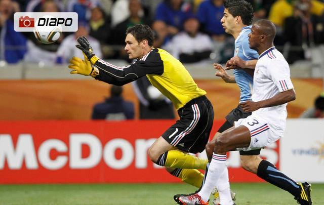 Uruguay france en images au coeur des bleus coupe du - Coupe du monde 2010 france ...