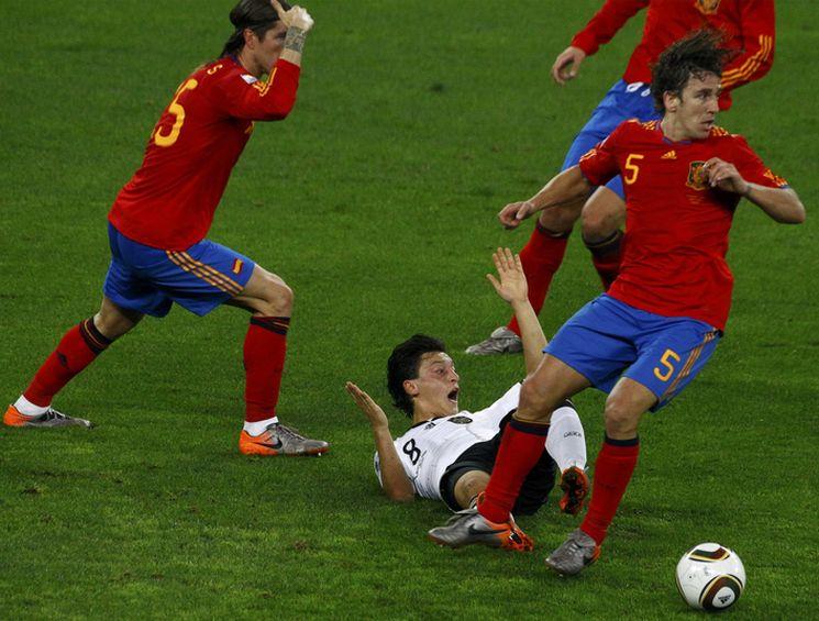 Allemagne espagne en images coupe du monde 2010 coupe du monde football - Coupe du monde 2010 lieu ...