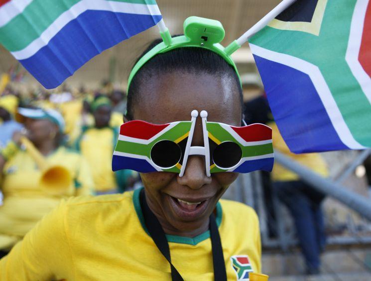 Ambiance en afrique du sud coupe du monde 2010 coupe - Coupe du monde football afrique du sud ...