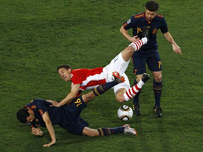 Paraguay espagne en images coupe du monde 2010 coupe du monde football - Resultat coupe du monde 2010 ...