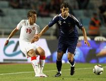 France-Tunisie Gourcuff
