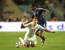 France-Tunisie Malouda