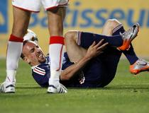 France-Tunisie Ribéry