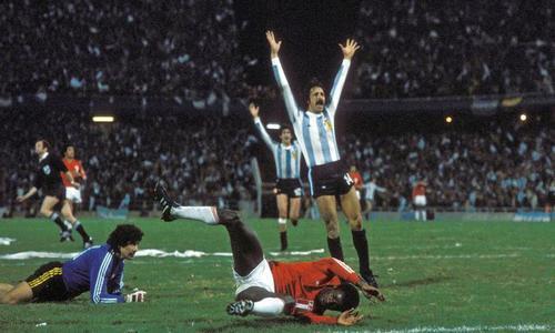 26 juin 1978 les pays bas butent sur kempes journal du - Finale coupe du monde 1978 ...