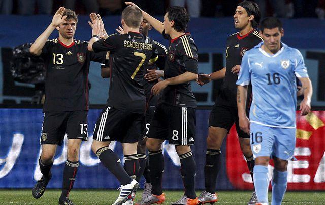 L 39 allemagne a le dernier mot journal du mondial coupe du monde 2010 coupe du monde football - Resultat coupe du monde 2010 ...