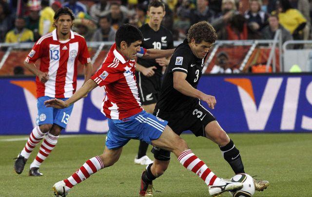 Le paraguay sans forcer journal du mondial coupe du monde 2010 coupe du monde football - Resultat coupe du monde 2010 ...