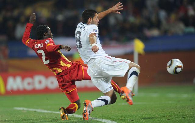 Les chiffres d 39 etats unis ghana journal du mondial coupe du monde 2010 coupe du monde - Coupe du monde etats unis ...