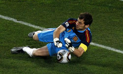 San iker est de retour journal du mondial coupe du monde 2010 coupe du monde football - Penalty coupe du monde 2010 ...