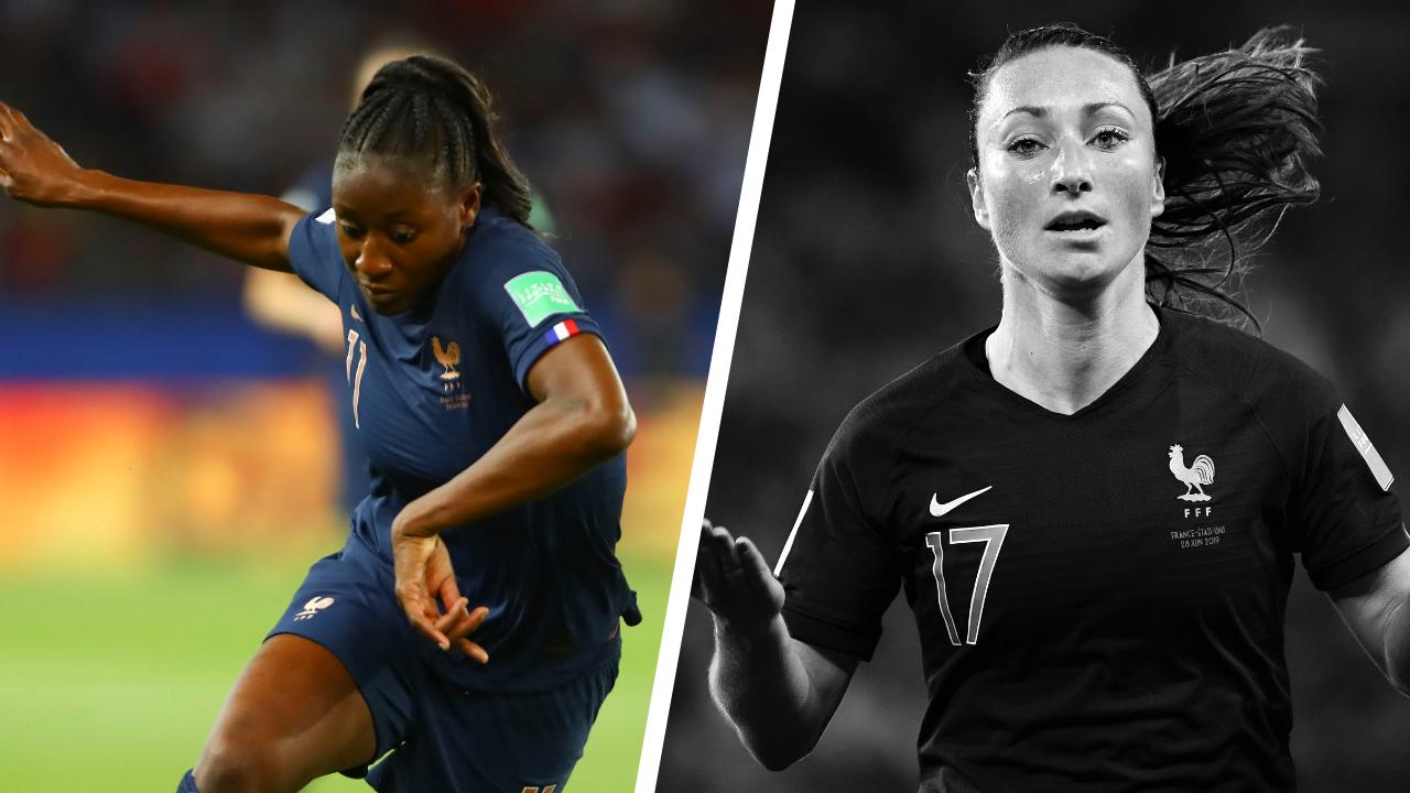 Football - Coupe du monde féminine - Coupe du monde féminine 2019 : Le carnet de notes des Bleues