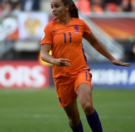 Lieke Martens (Pays-Bas, 26 ans)