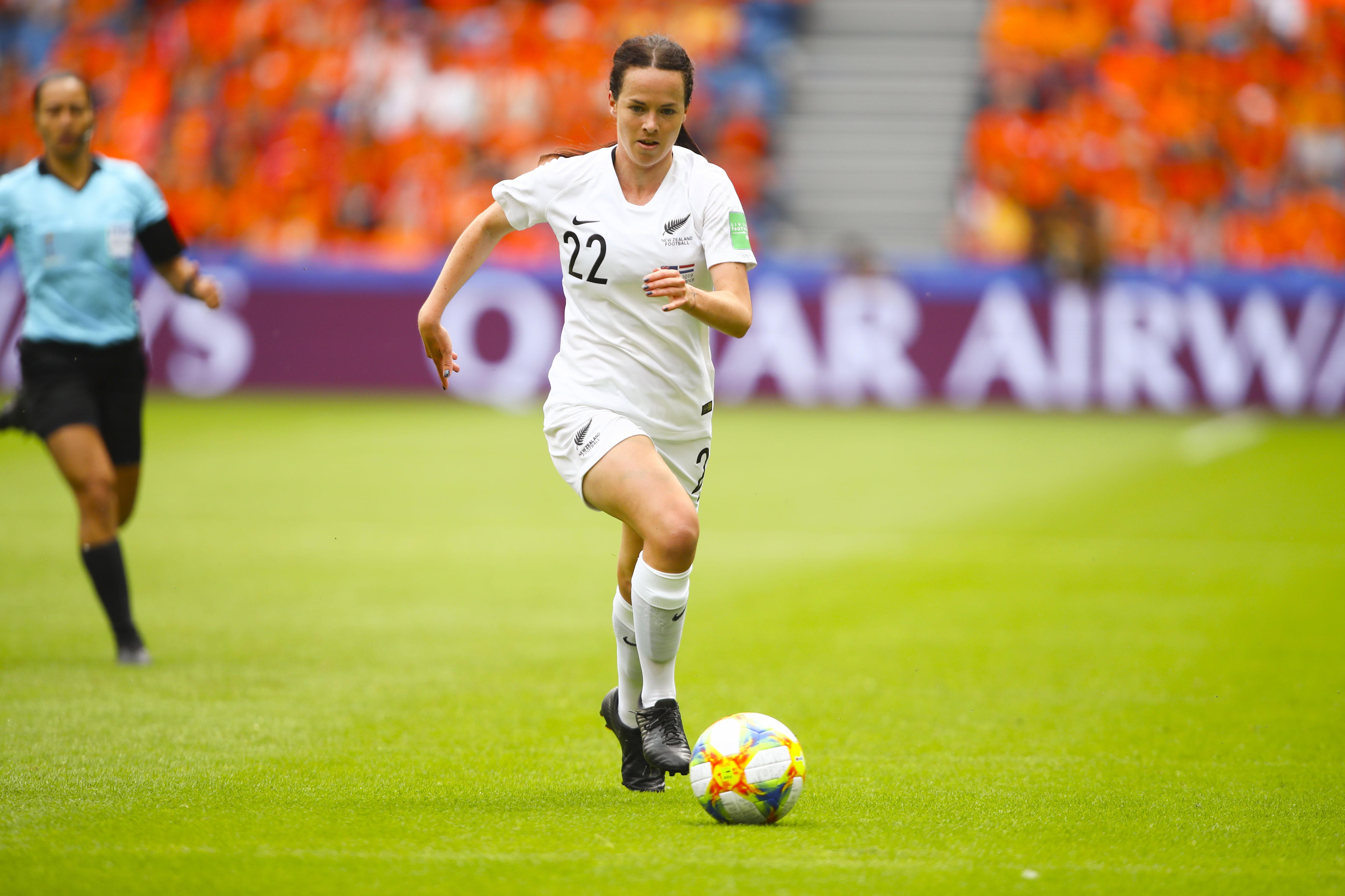 Football - Coupe du monde féminine - Coupe du monde féminine 2019 : Canada-Nouvelle-Zélande en direct