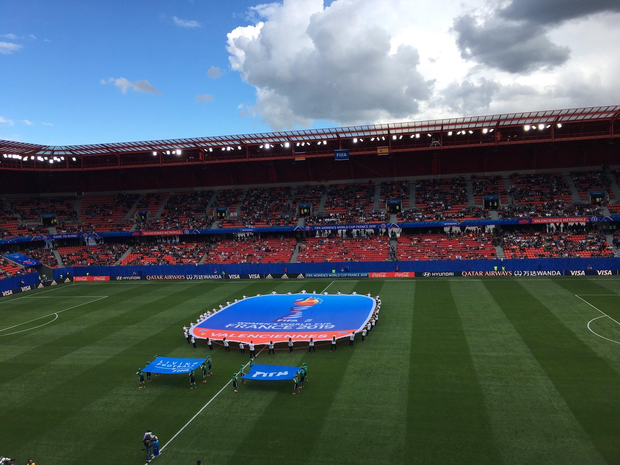 Coupe Du Monde Feminine 2019 Calendrier Stade.Coupe Du Monde Feminine 2019 Des Guichets Fermes Qui