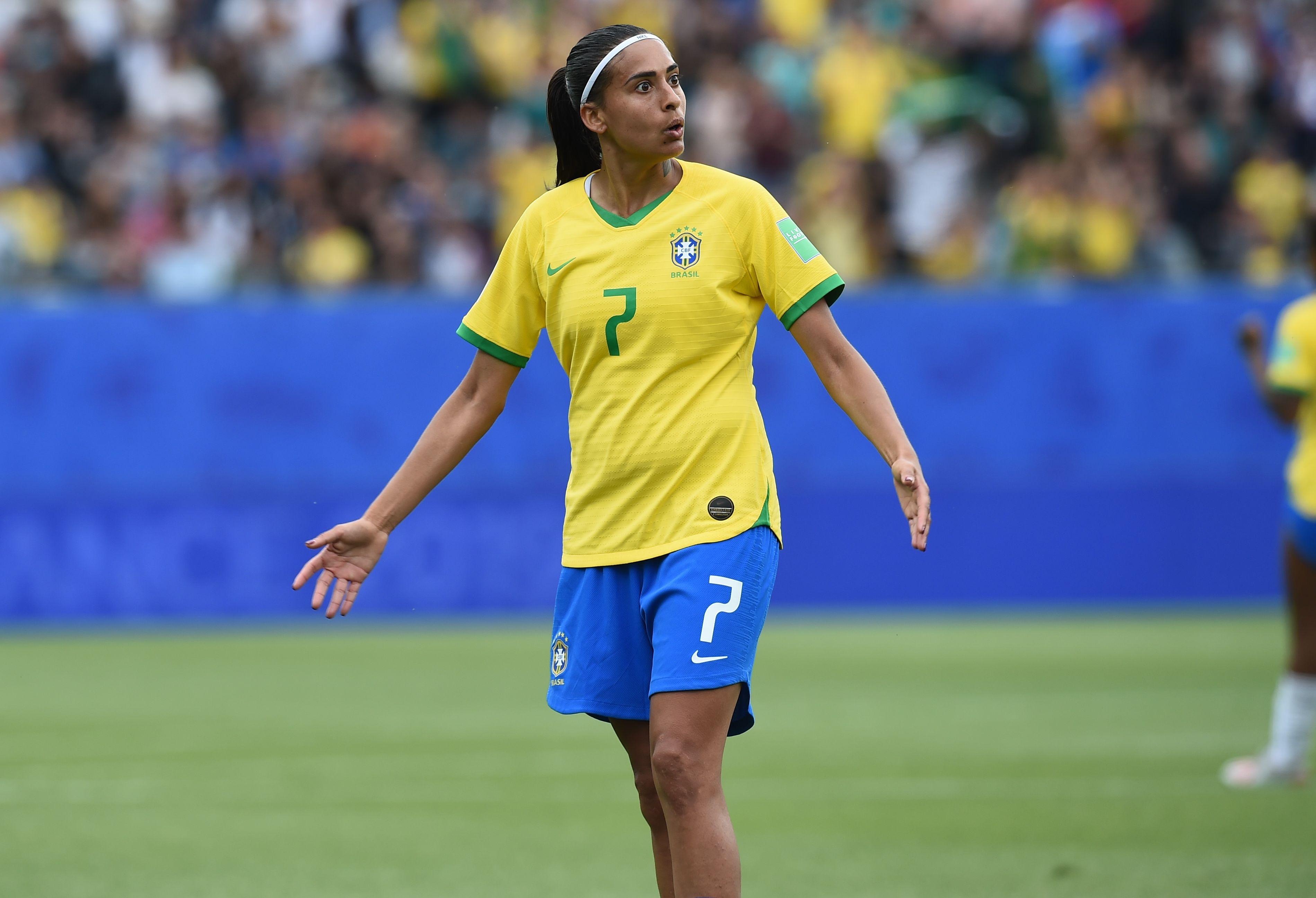Football - Coupe du monde féminine - Coupe du monde féminine 2019 : Italie-Brésil en direct