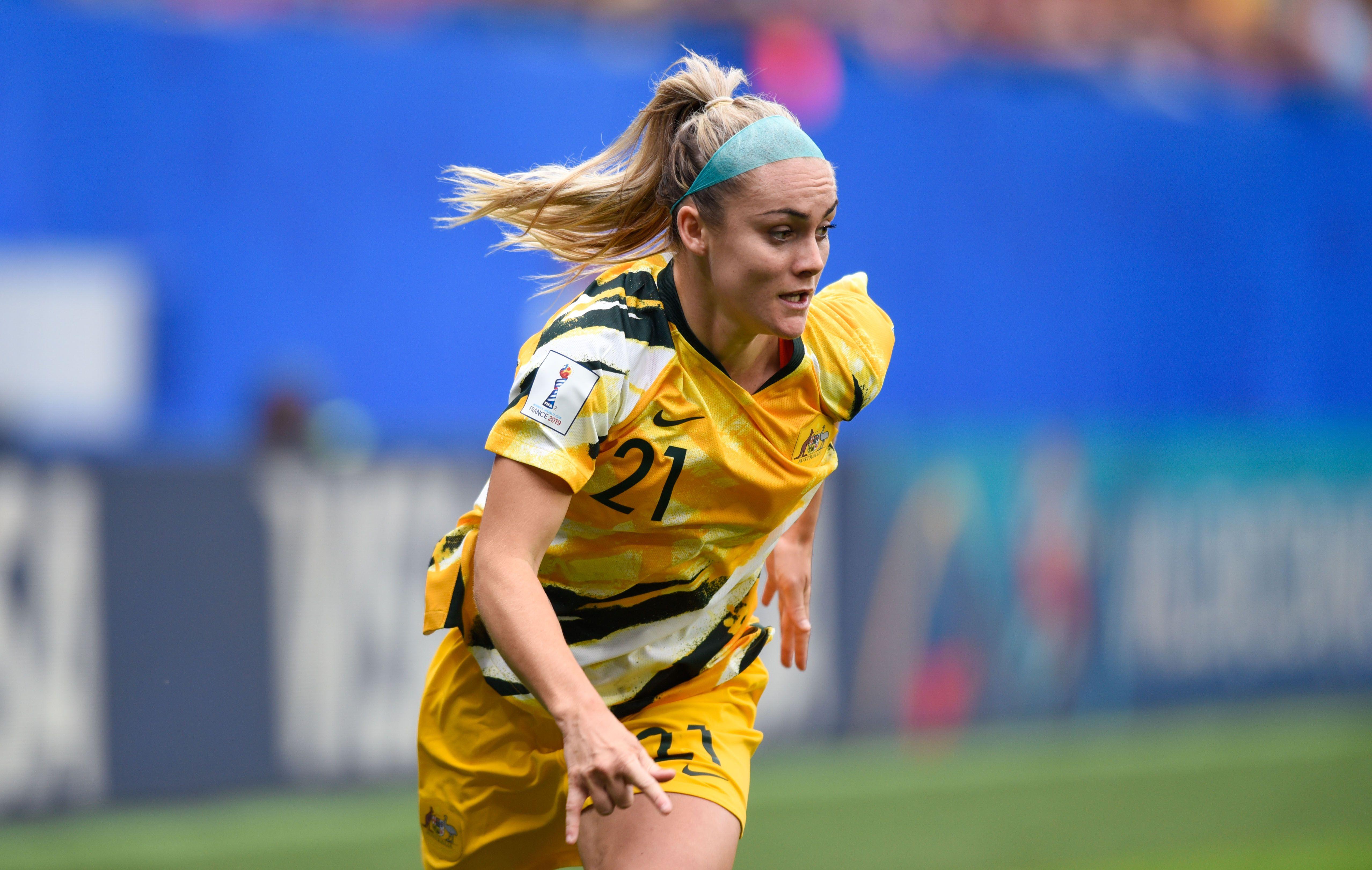 Football - Coupe du monde féminine - Coupe du monde féminine 2019 : Jamaïque-Australie en direct