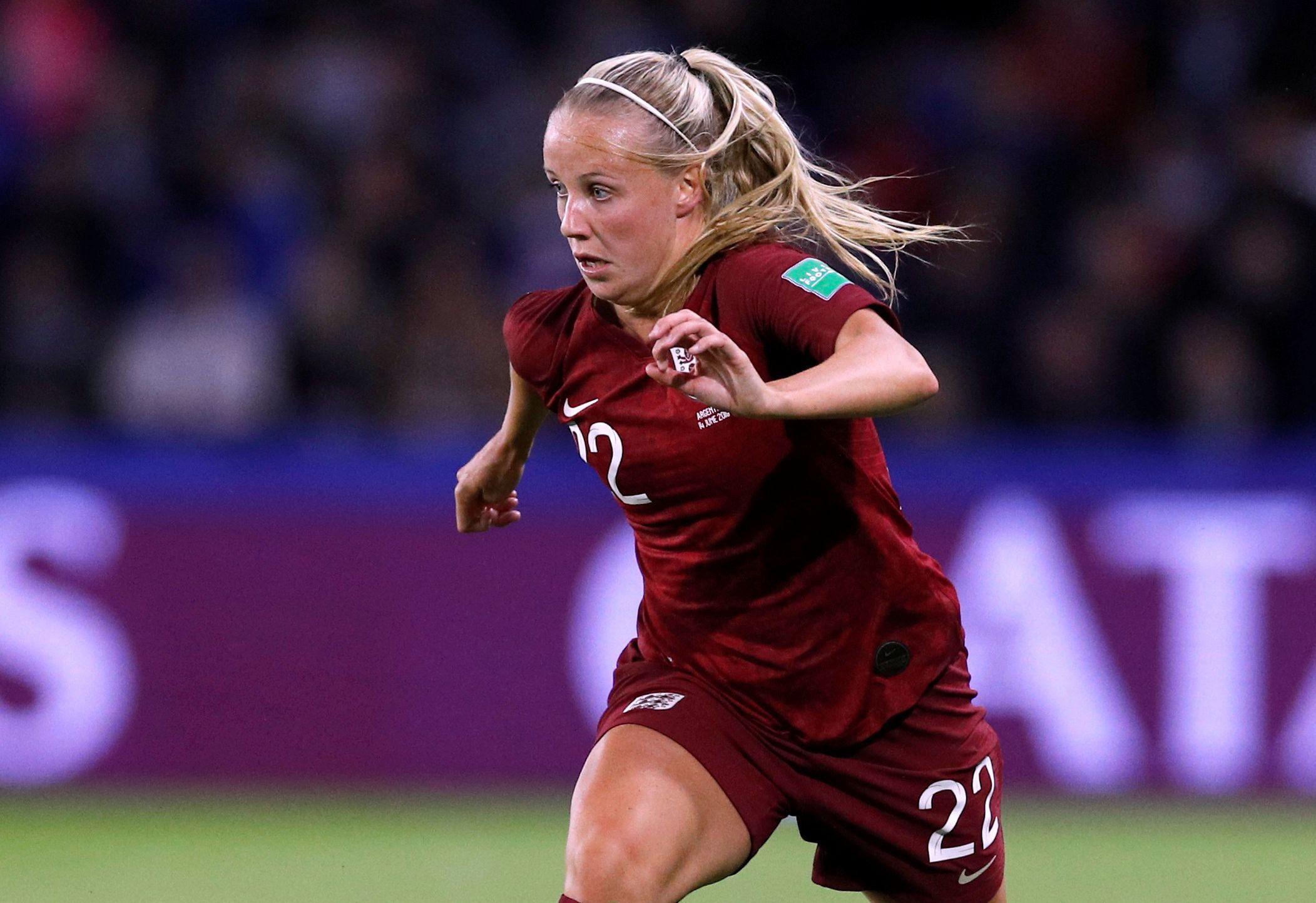 Football - Coupe du monde féminine - Coupe du monde féminine 2019 : Japon-Angleterre en direct