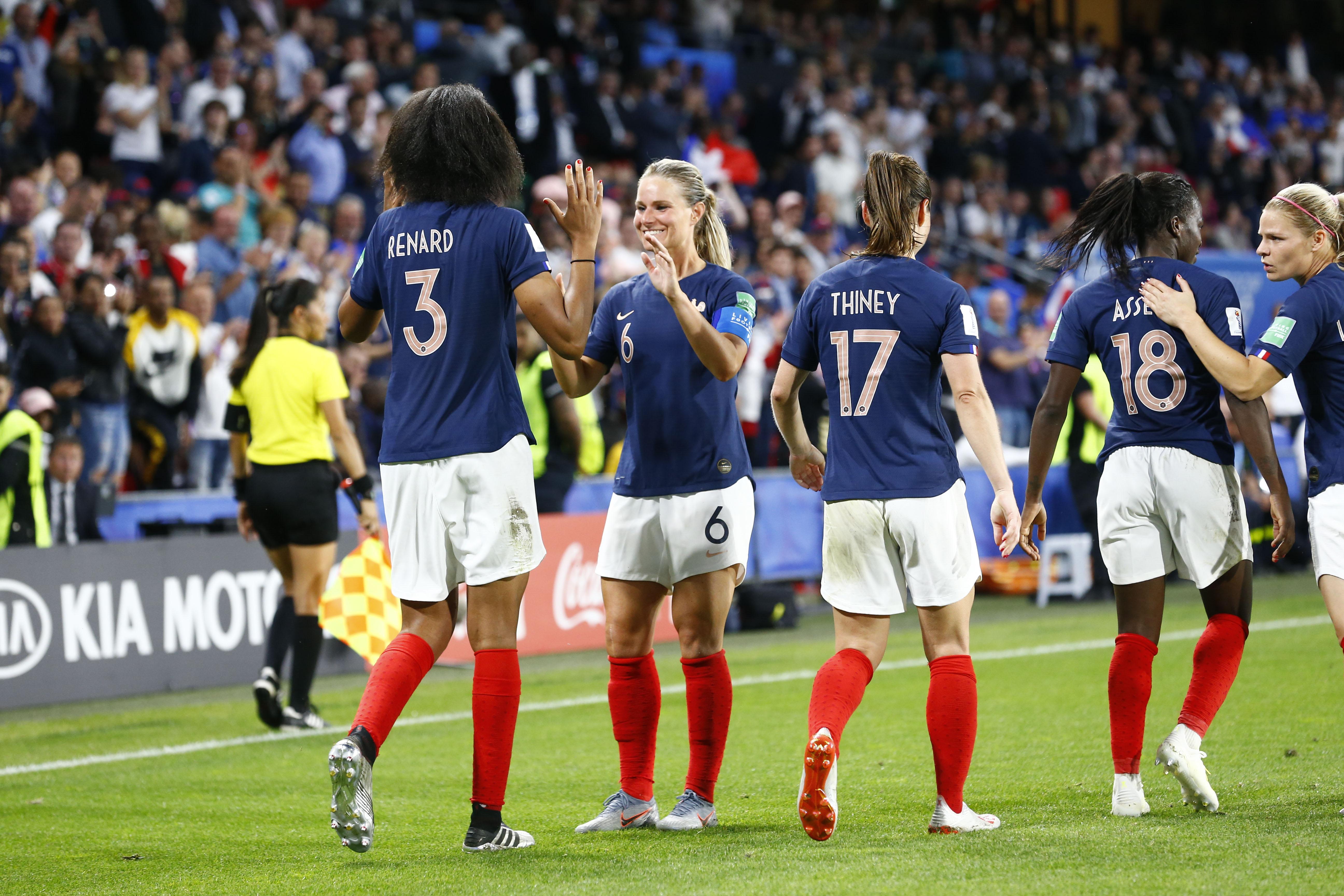 Football - Coupe du monde féminine - Coupe du monde féminine 2019 : L'heure de vérité pour les Bleues
