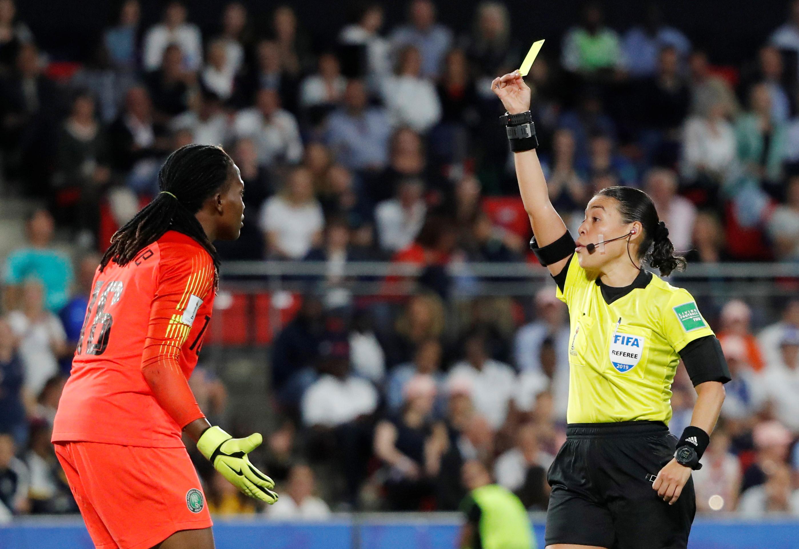 Football - Coupe du monde féminine - Coupe du monde féminine 2019 : le penalty de la discorde