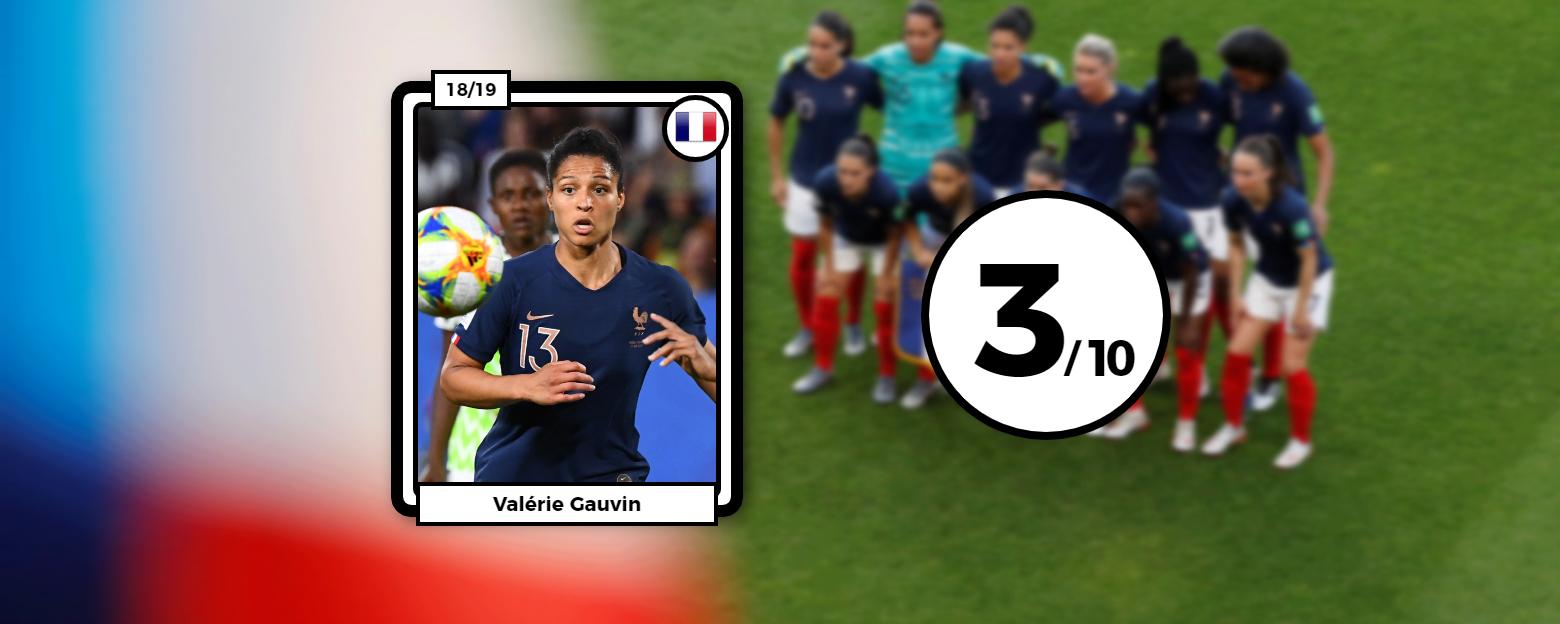 Football - Coupe du monde féminine - Coupe du monde féminine 2019 : Les notes des Bleues face au Nigeria