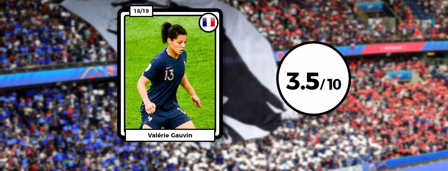 Football - Coupe du monde féminine - Coupe du monde féminine 2019 : Les notes des Bleues face aux Etats-Unis