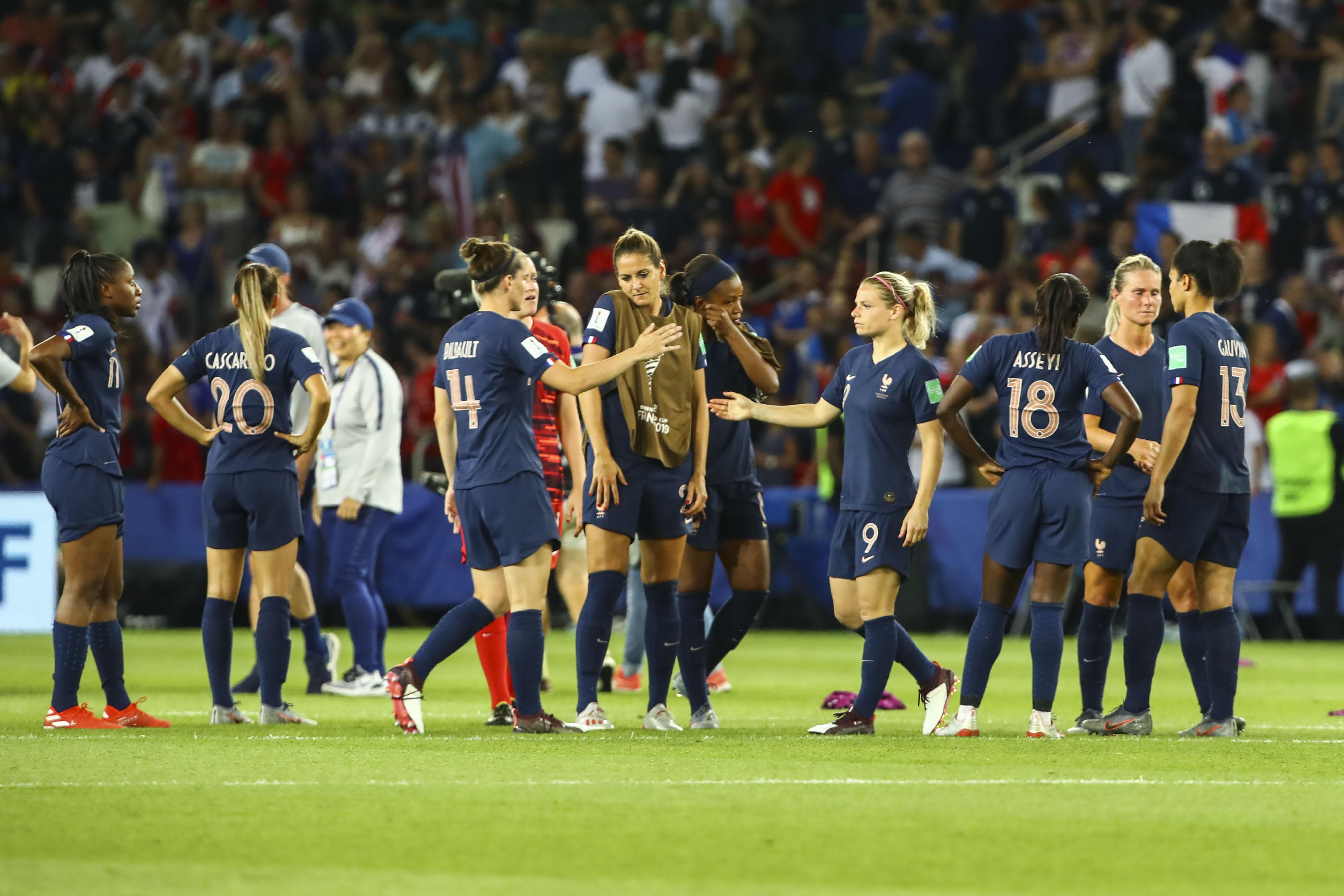 Football - Coupe du monde féminine - Coupe du monde féminine 2019 : Les raisons de l'échec des Bleues