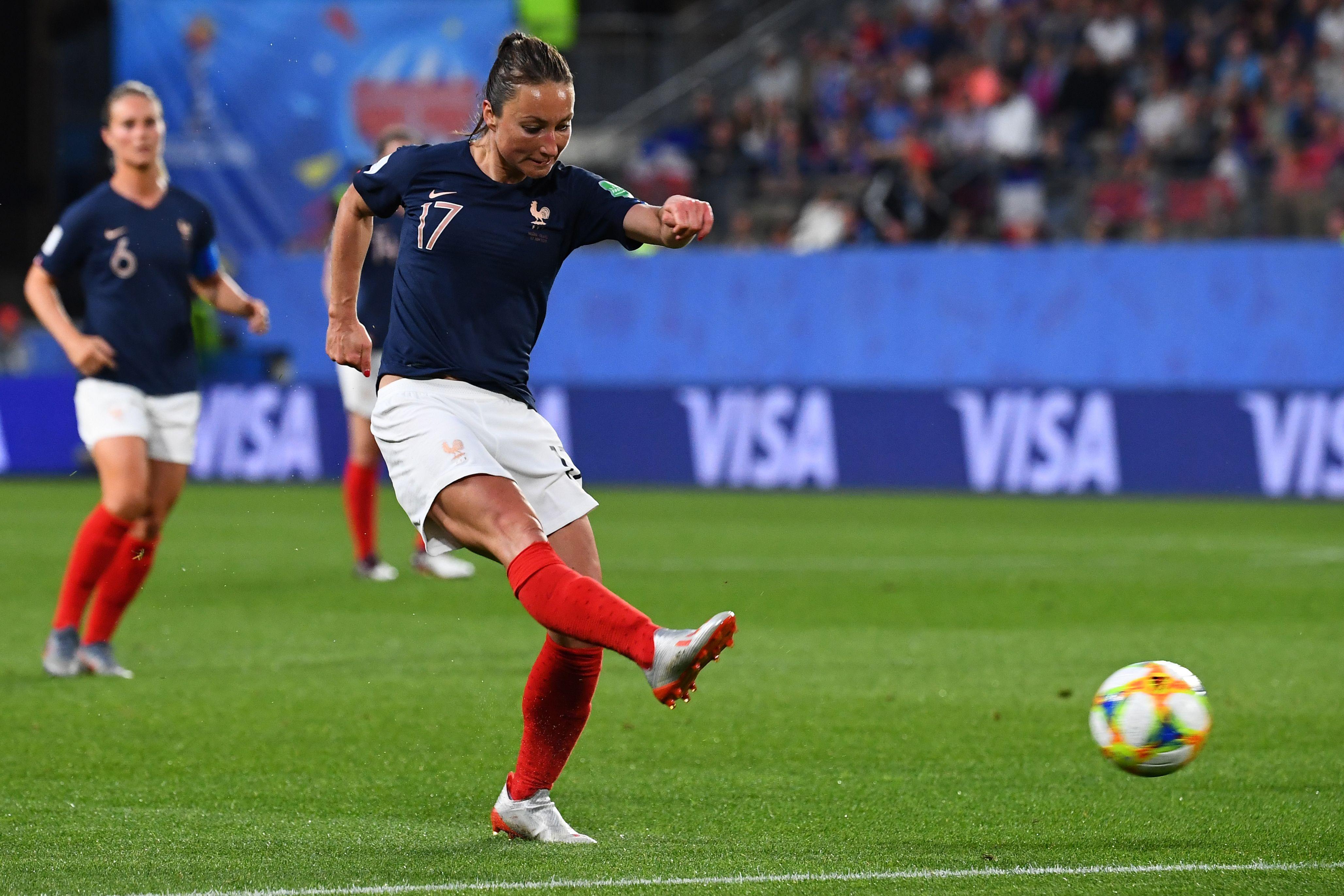 Football - Coupe du monde féminine - Coupe du monde féminine 2019 : pour Gaëtane Thiney, «une nouvelle compétition commence»