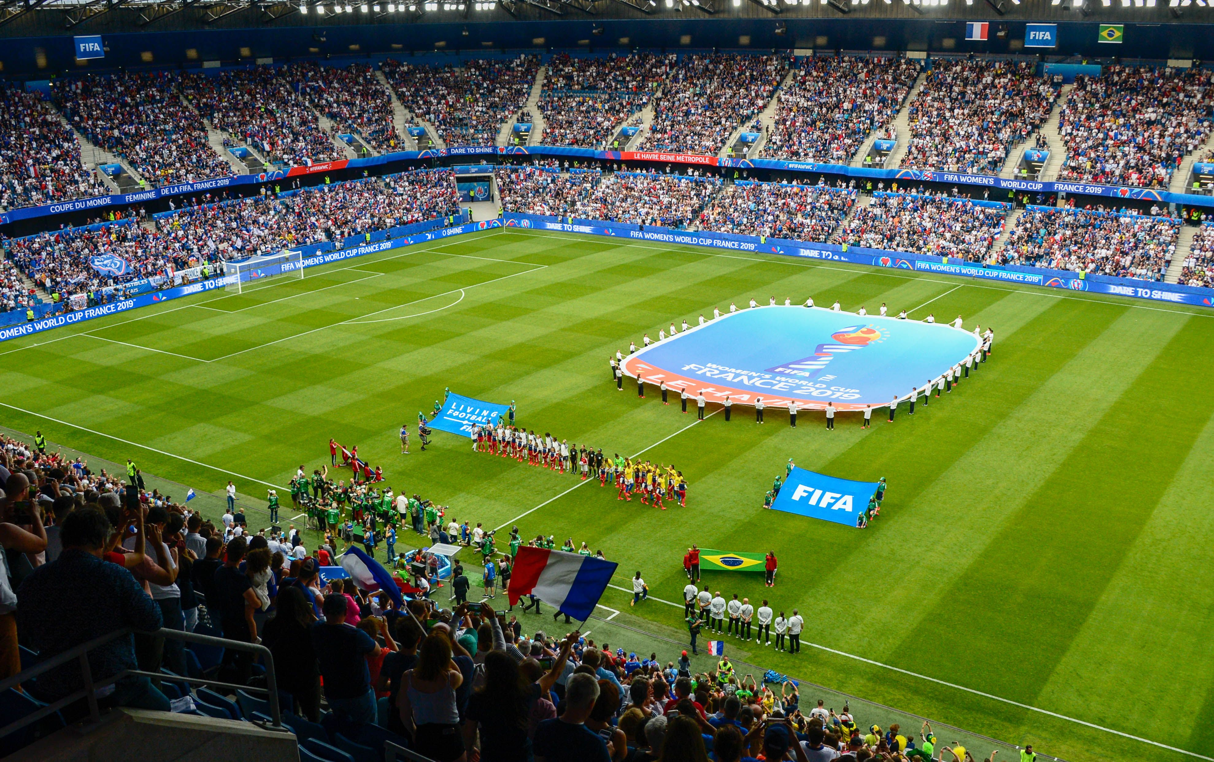 Coupe Du Monde Feminine 2019 Calendrier Stade.Coupe Du Monde Feminine 2019 Un Succes Populaire