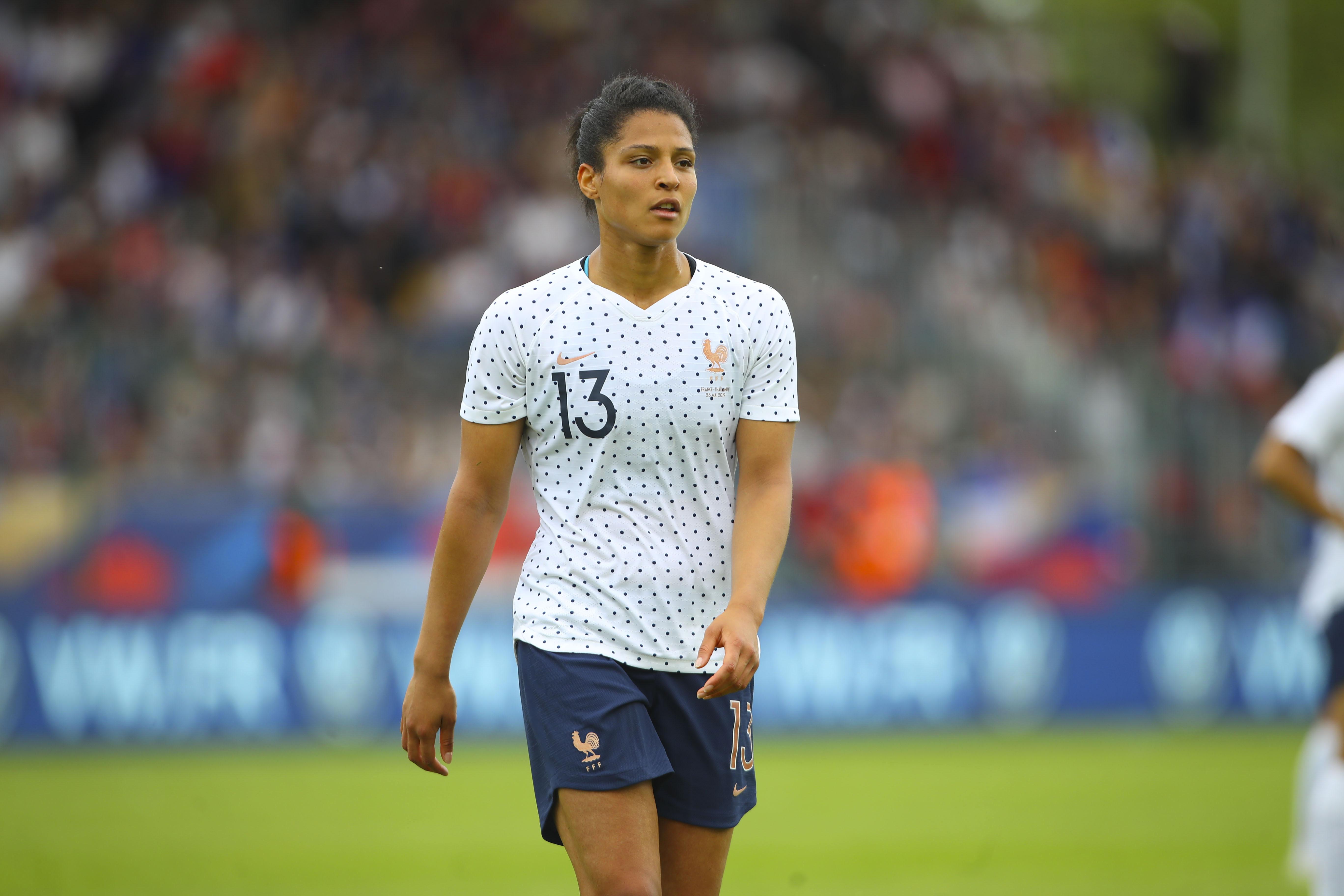 Football - Coupe du monde féminine - Coupe du monde féminine 2019 : Valérie Gauvin attendue au tournant