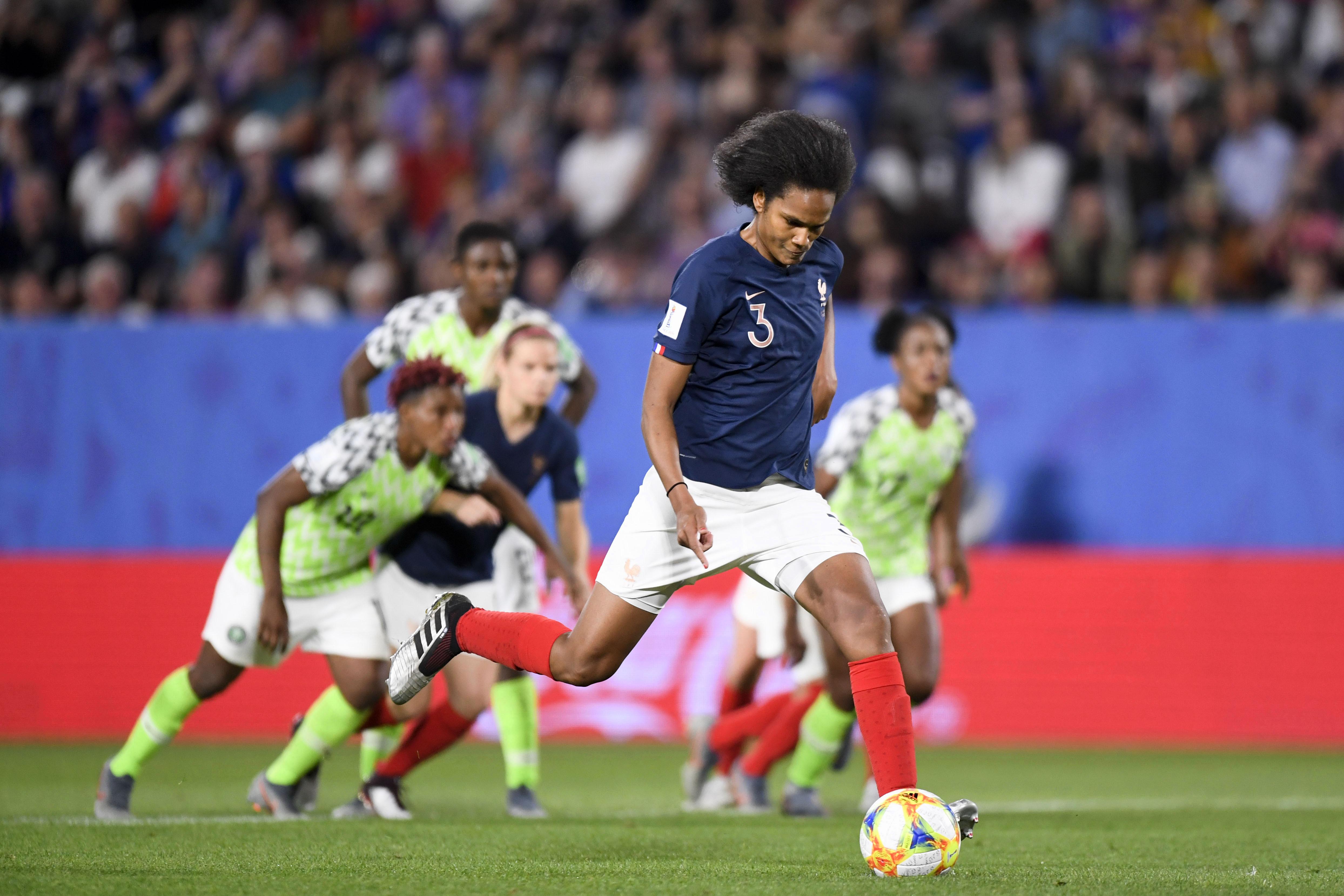 Football - Coupe du monde féminine - La Coupe du monde féminine 2019, laboratoire de la nouvelle règle des penalties