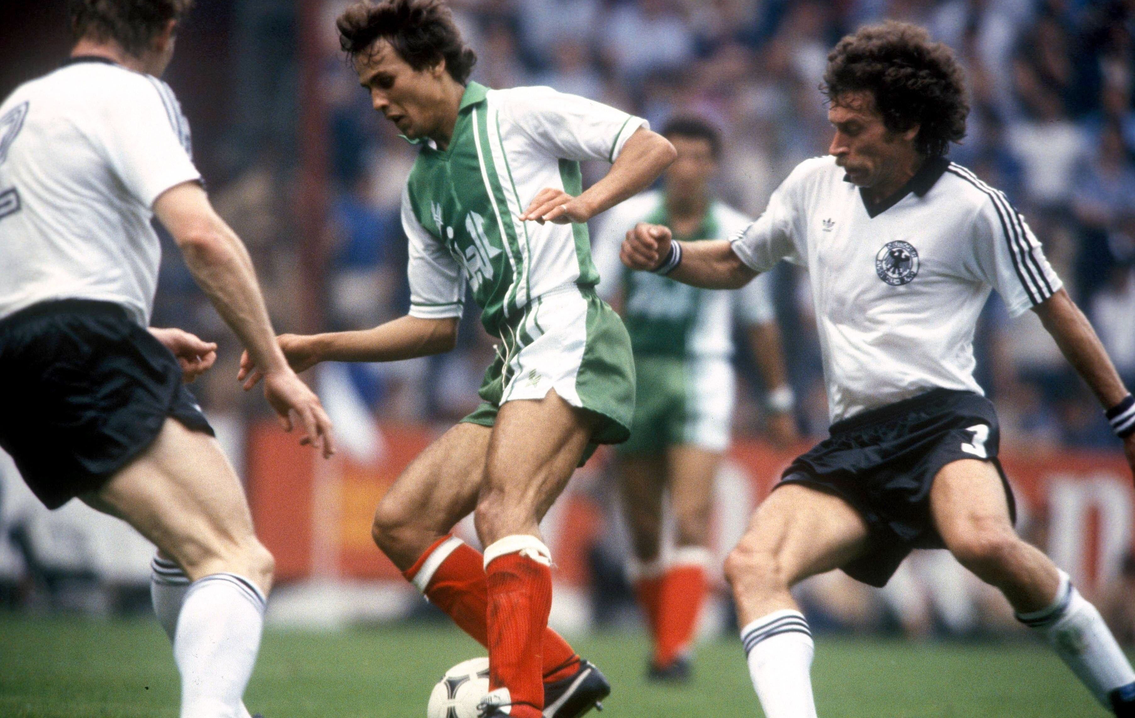 Allemagne alg rie le poids du pass 2014 br sil coupe du monde football - Jeux de football coupe du monde 2014 ...