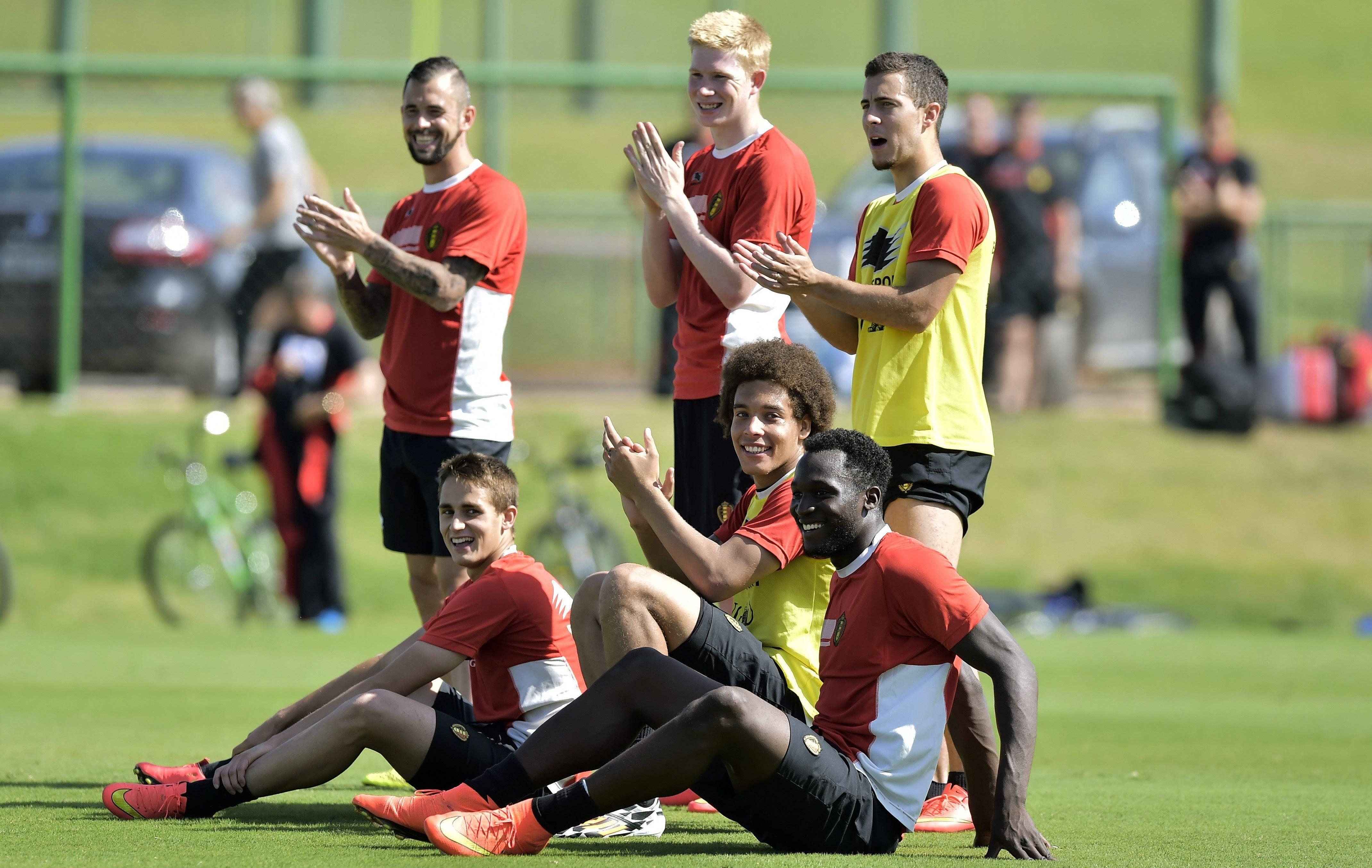 Belgique le danger vient de partout 2014 br sil coupe du monde football - Jeux de football coupe du monde 2014 ...