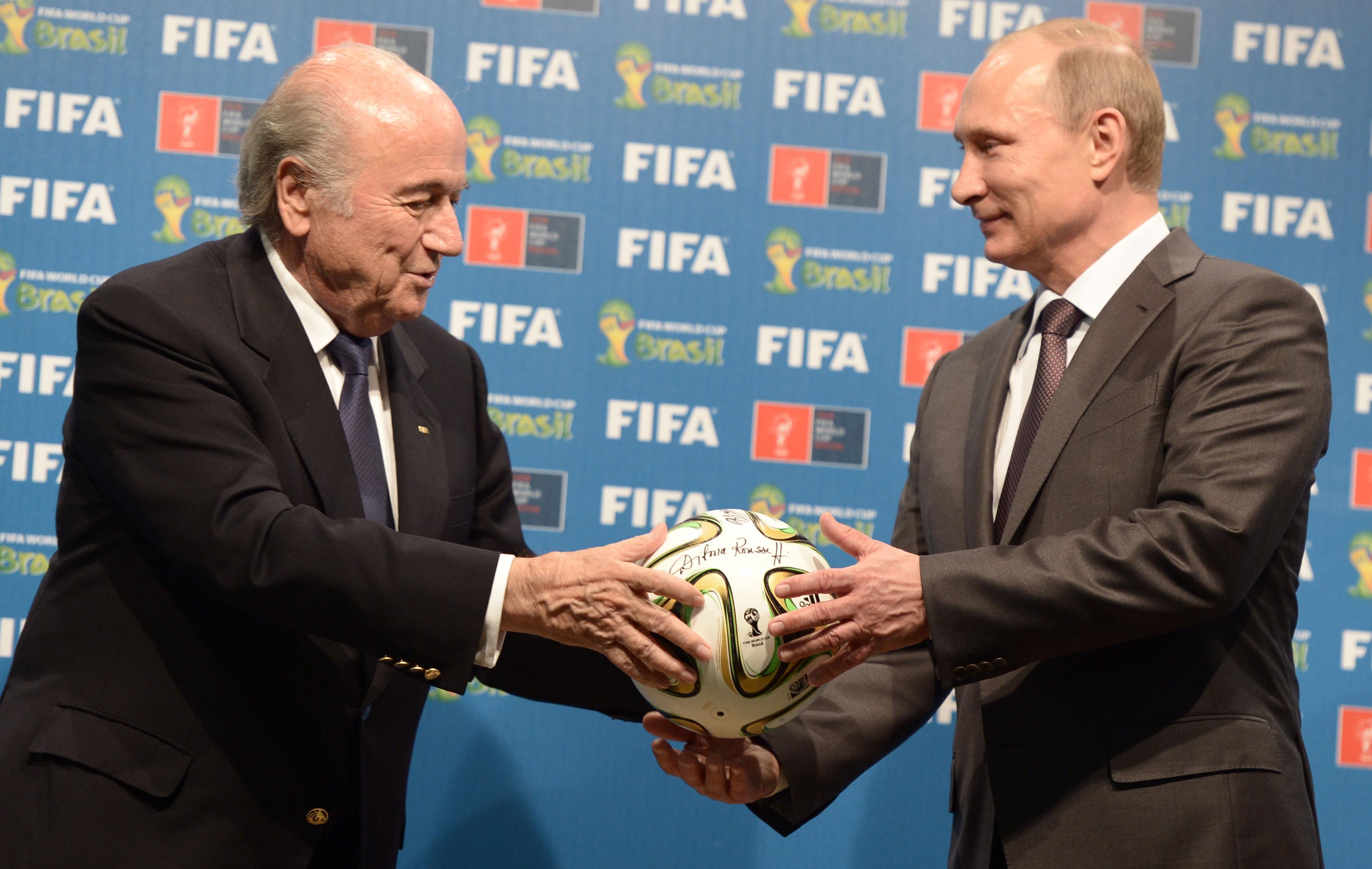 Coupe du monde 2018 la russie prend le relais du br sil 2014 br sil coupe du monde football - Lieu coupe du monde 2018 ...