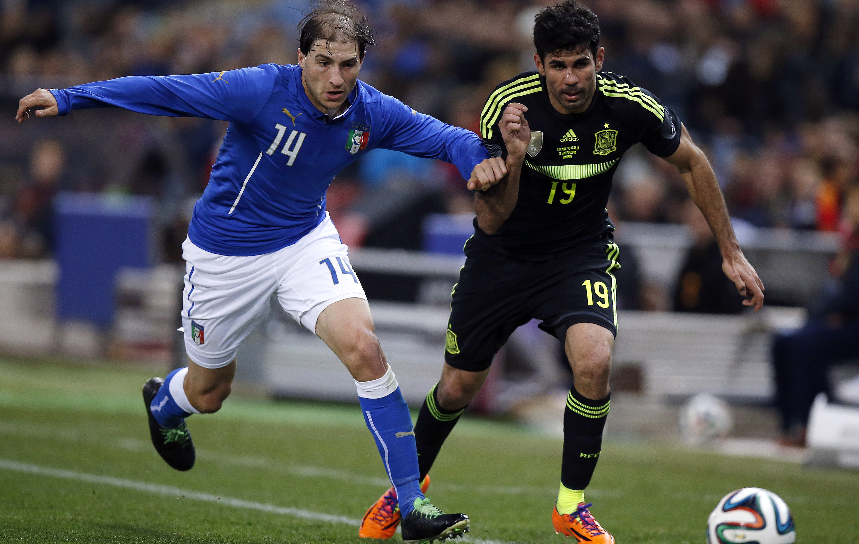 Diego costa un renfort qui change tout 2014 br sil coupe du monde football - Jeux de football coupe du monde 2014 ...