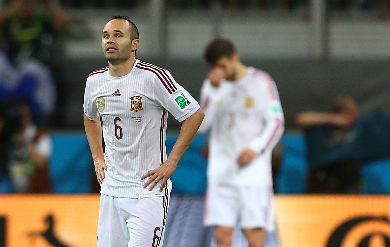 Espagne le changement c est maintenant 2014 br sil coupe du monde football - Coupe du monde espagne 2014 ...