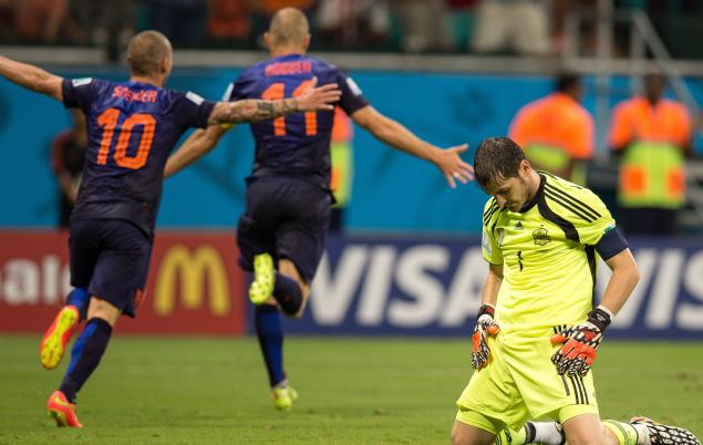 Espagne le syndrome france 2002 2014 br sil coupe du monde football - Coupe du monde espagne 2014 ...