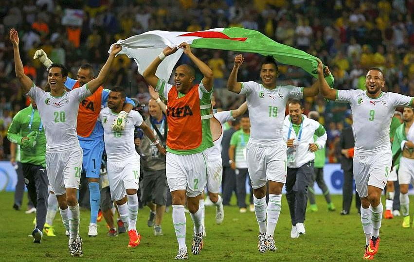 Historique alg rie 2014 br sil coupe du monde football - Coupe du monde historique ...
