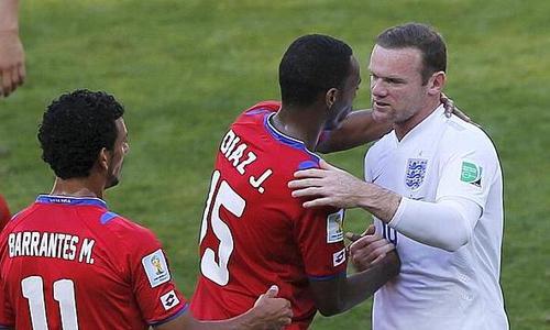 Angleterre de rooney n'a gagné aucun match