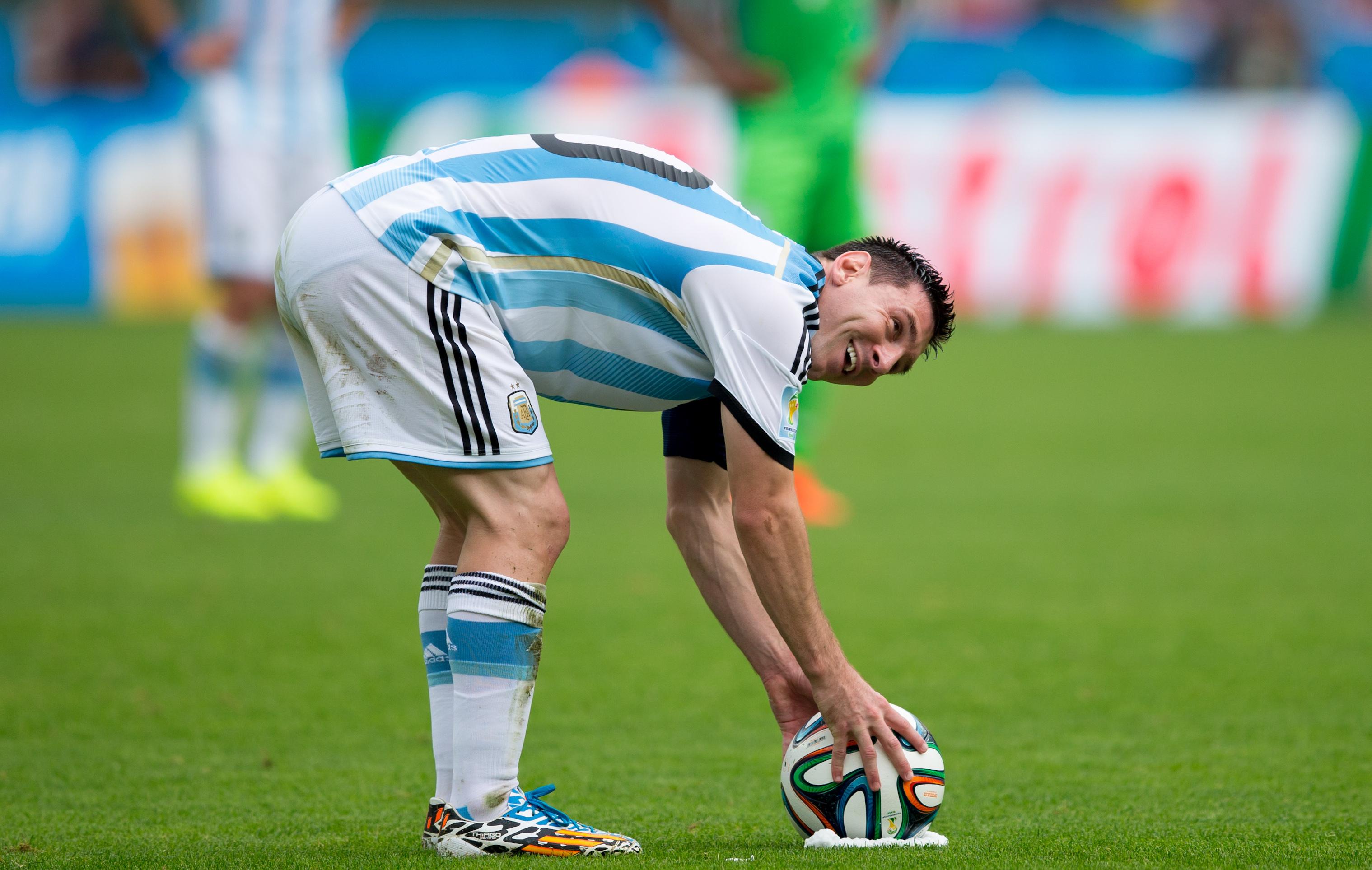 L argentine doit sortir de la messi d pendance 2014 br sil coupe du monde football - Equipe argentine coupe du monde 2014 ...