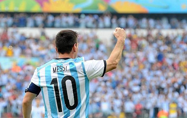 L heure du messi 2014 br sil coupe du monde football - Jeux de football coupe du monde 2014 ...
