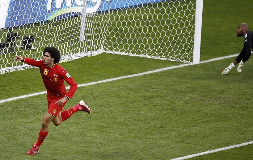 La belgique en deux temps 2014 br sil coupe du monde football - Jeux de football coupe du monde 2014 ...