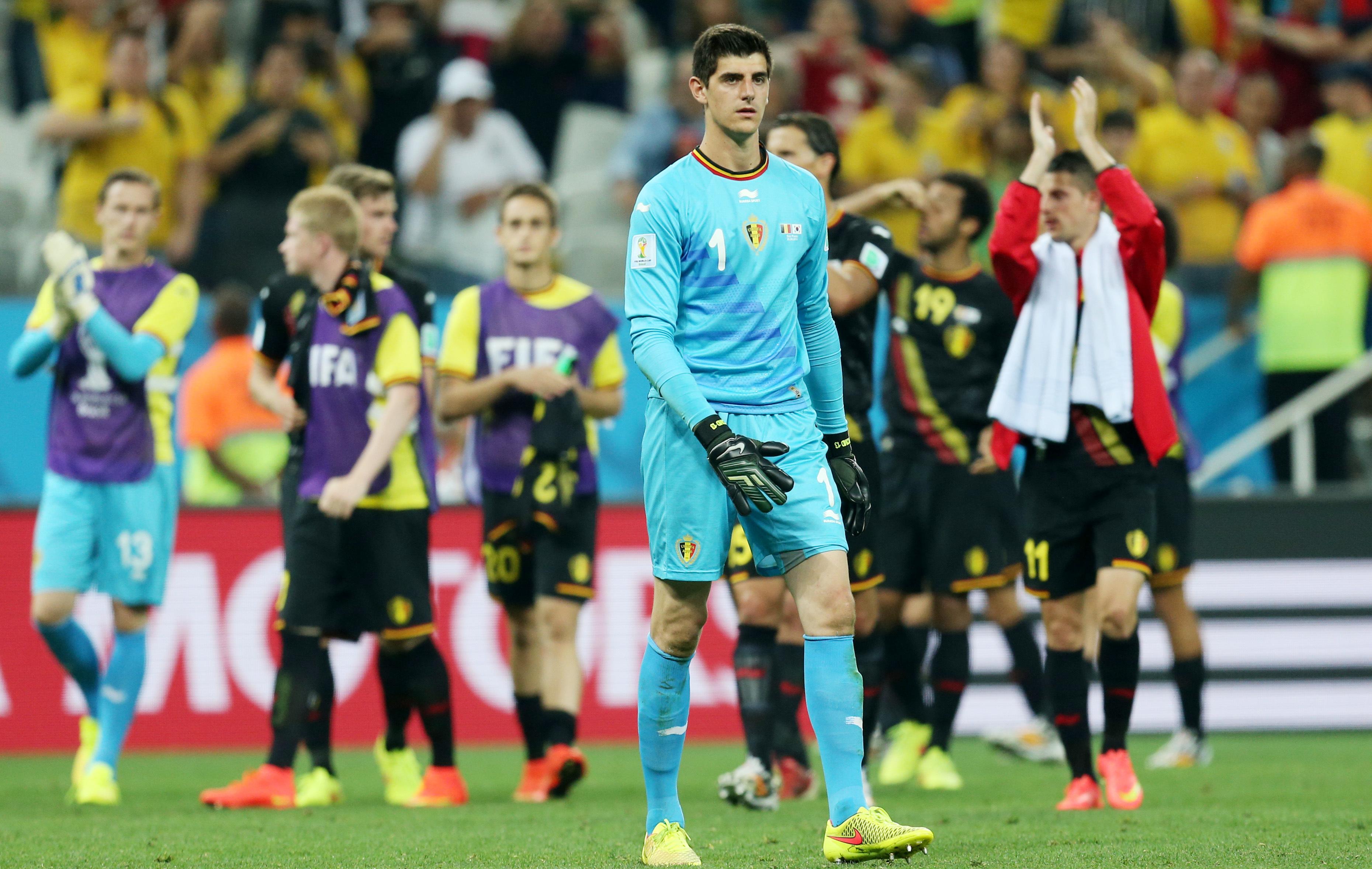 La belgique pour renouer avec les attentes 2014 br sil coupe du monde football - Jeux de football coupe du monde 2014 ...